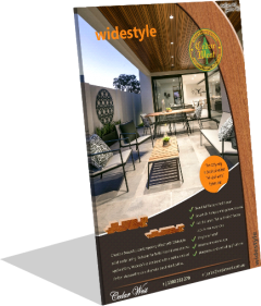 Widestyle brochure