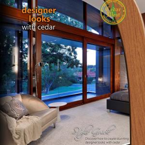 Designer Looks with Cedar