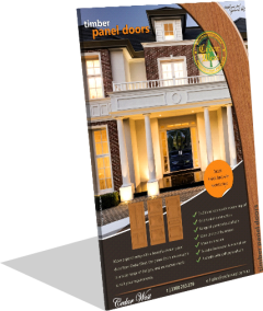 Timber Panel Doors Brochure
