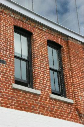 Old Treasury Building Perth traditional double hung windows