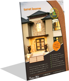 Turret Louvres Brochure