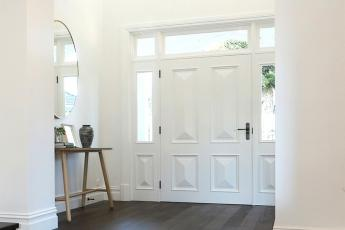 Guildford door by Cedar West