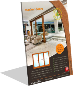 Stacker Doors Brochure