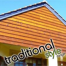 Traditionalstyle Cladding