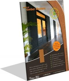 External Timber Shutters Brochure