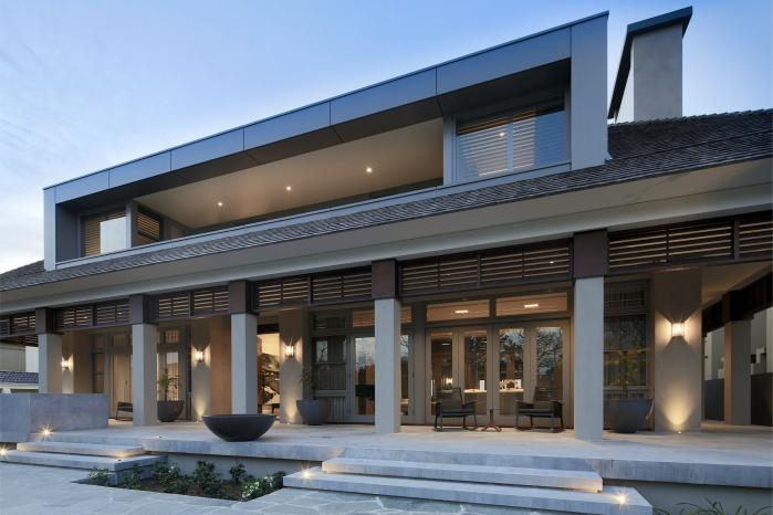Stunning contemporary Applecross residence featuring Cedar West joinery
