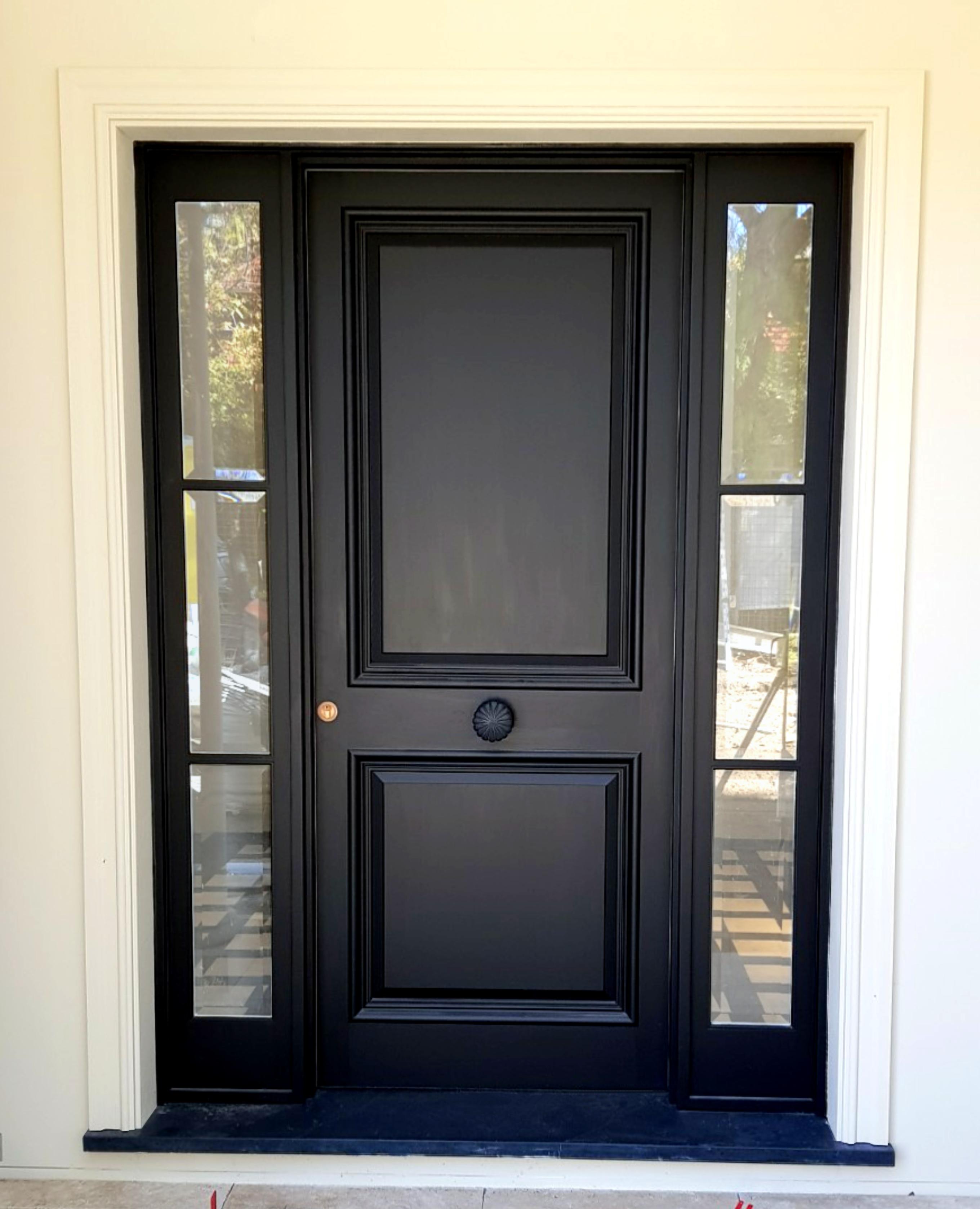 Empire entrance door