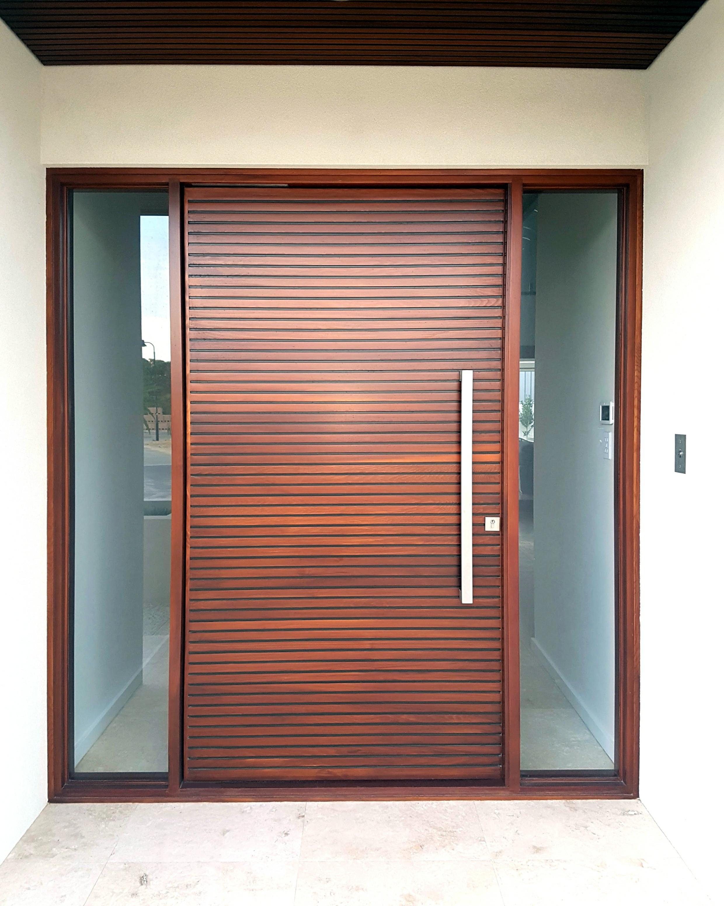 Grange door