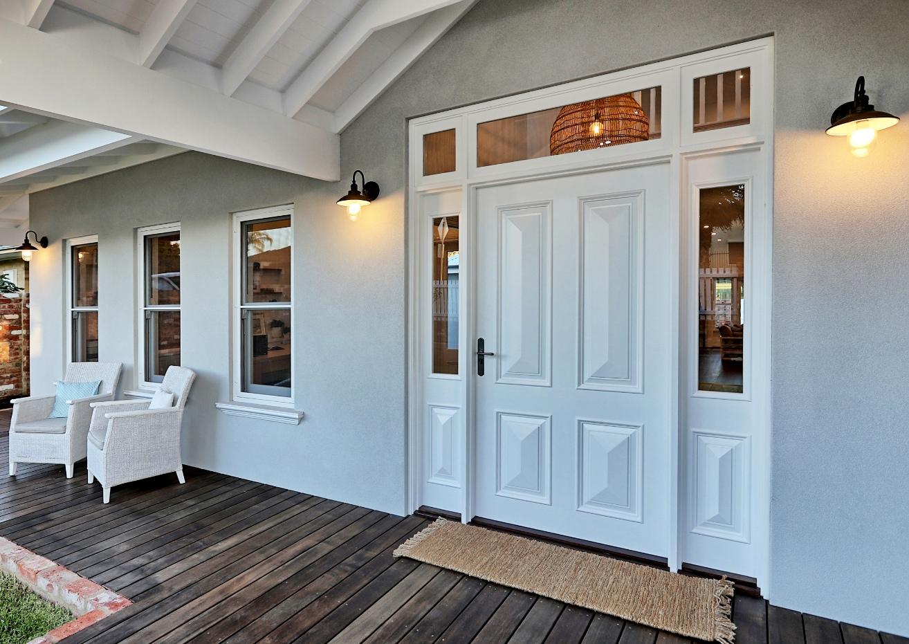 Guildford entrance door