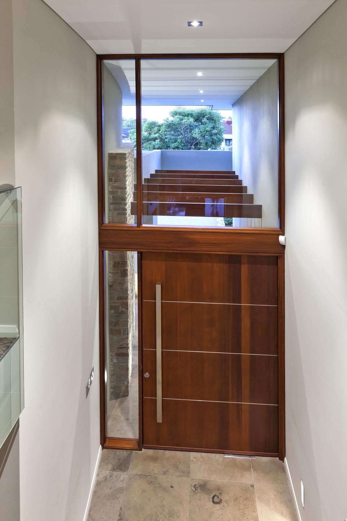 Mosman timber door