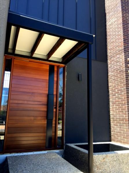 Sutton timber door