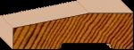 Splayed Architrave