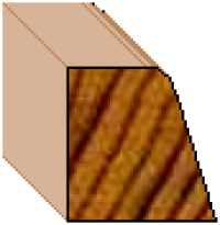 Glazing Bead- Large