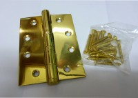 Gold Hinge (With Screws)