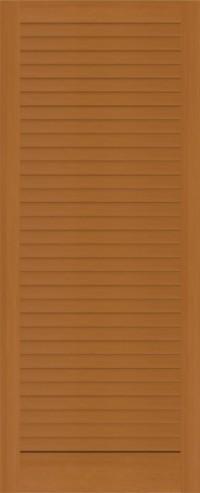 External Timber Shutters